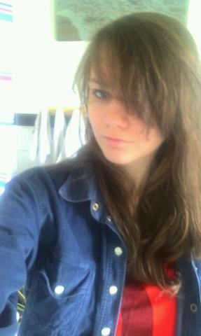schrecklich..-.- - (Haare, Beauty, Frisur)