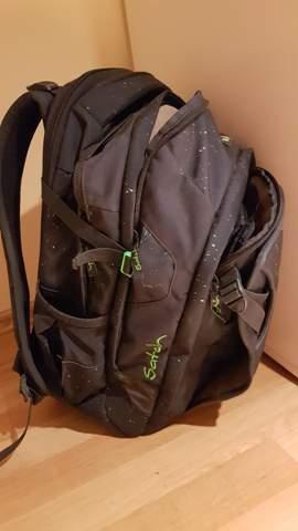 Was tun mit Satch Rucksack nach einem Jahr Gebrauch?