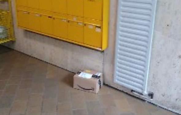 Was tun nachdem Amazon-Paket geklaut wurde?