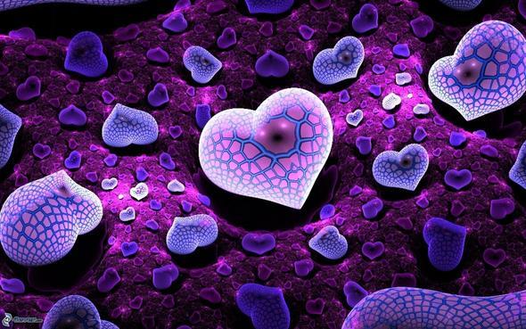 love - (Liebe, scheu)