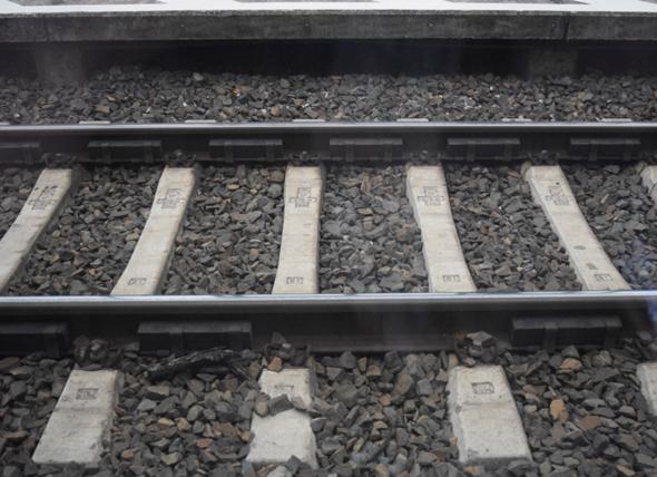 - (Technik, Technologie, Bahn)