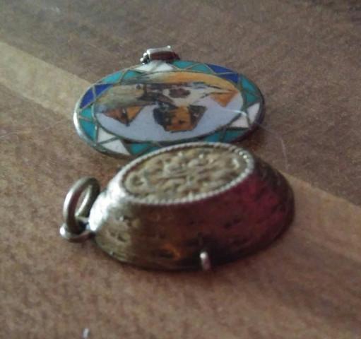 Ägyptischer Schmuckanhänger - (Ägypten, Ägyptischer Schmuck)