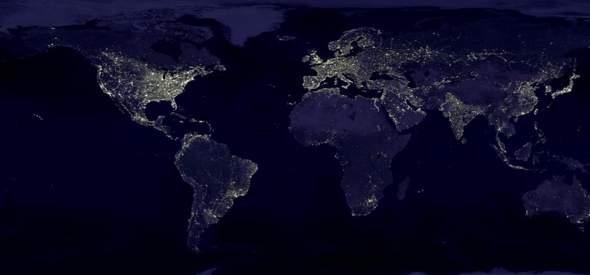 Was wird auf der Karte dargestellt? Wie kann man die Karte interpretieren?