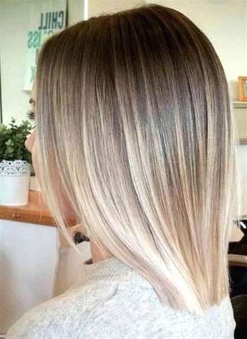 Was Würde Besser Passen Ombré Haare Haarfarbe Blond