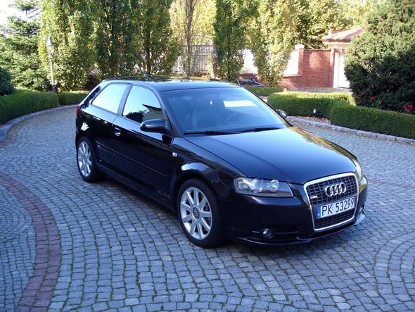 Audi - (Auto, Audi A3, Folierung)