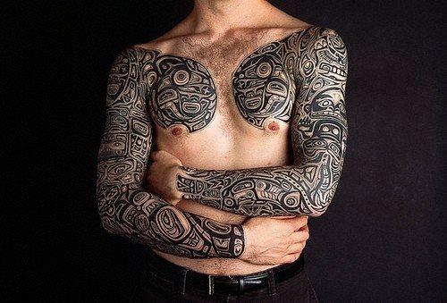 So groß soll es werden (natürlich andere Motive) - (Tattoo, Tattoo Kosten, Tätowierer gesucht)