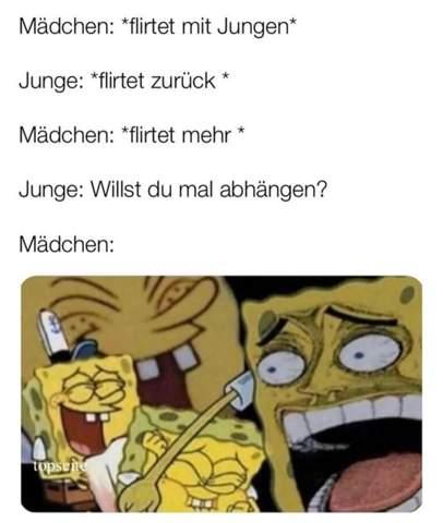 - (Flirt, Meme)
