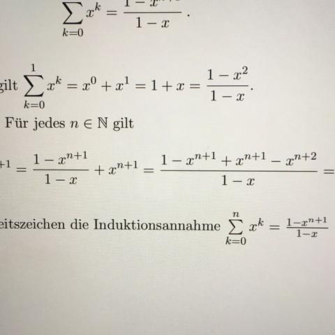 Uni Mathematik