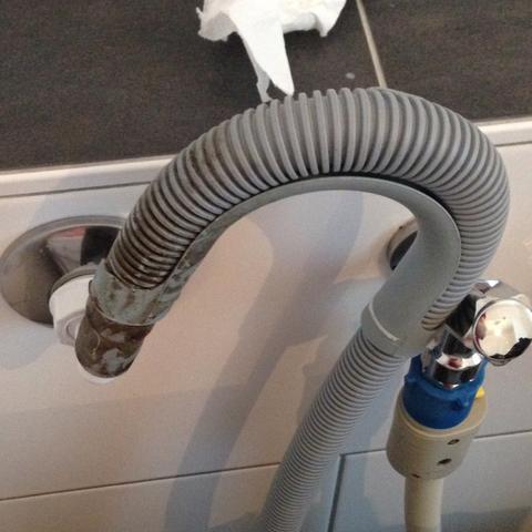 waschmaschine abwasser nur gesteckt haushalt. Black Bedroom Furniture Sets. Home Design Ideas
