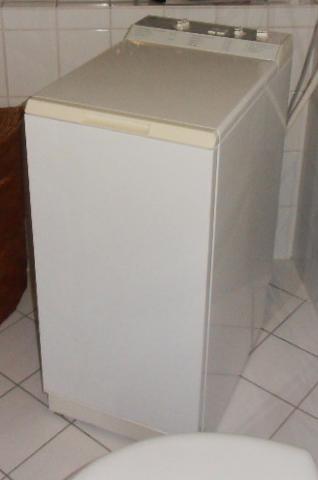 Waschmaschine Bauknecht Toplader WA 192 springt nicht richtig an