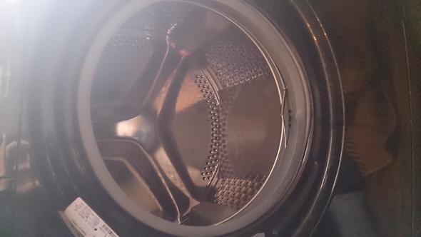Waschmaschine Dichtungsring Draht Rausgesprungen