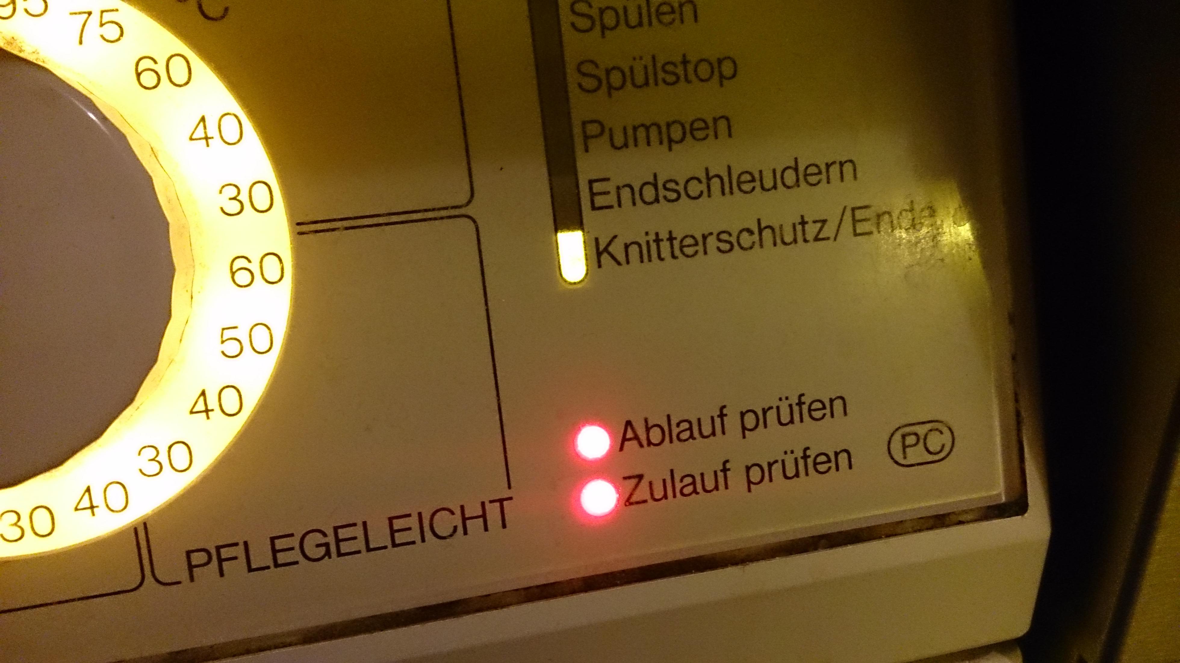 Miele spülmaschine rotes licht blinkt siemens dunstabzugshaube