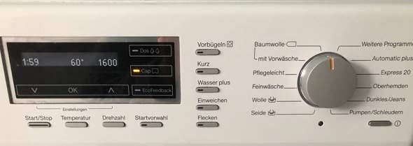 - (Technik, Technologie, Waschmaschine)