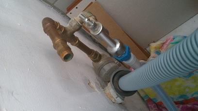 Waschmaschinenschlauch - (Haus, Handwerk, Waschmaschine)