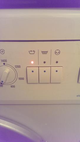 Waschmaschinensymbol - (Waschmaschine, Siemens)