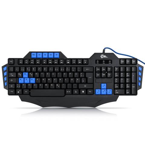 CSL gaming Tastatur - (Computer, Tastatur)