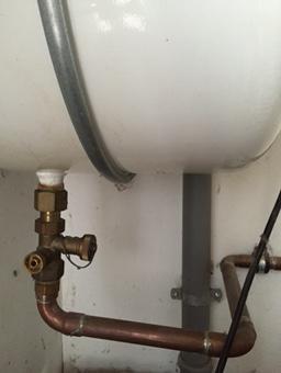 Wasser in Heizanlage nachfüllen (Heizung, Wasserdruck)