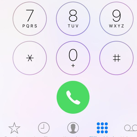 Display - (Wasser, Display, Phone)