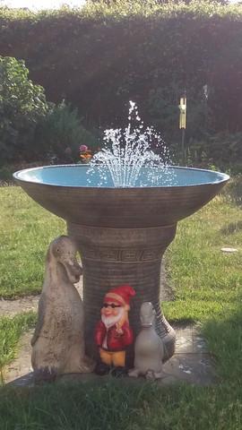 Seitenansicht 1 - (Technik, Wasser, Garten)