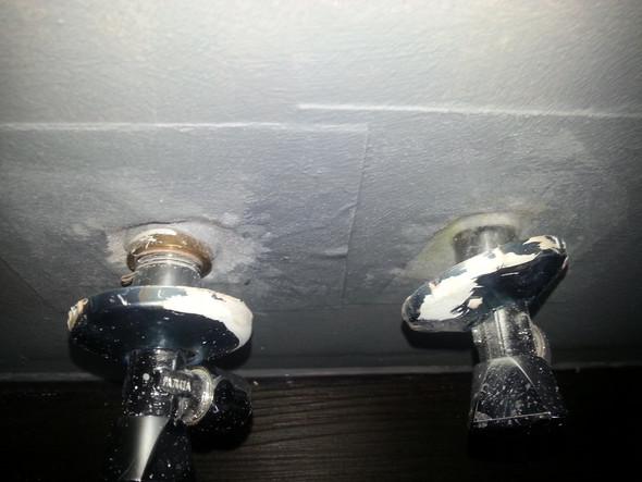Wasseranschluss - (Bad, Sanitär, verlängerung)