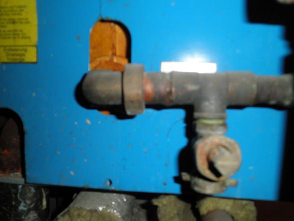 Hervorragend Wasserdruck zu niedrig / Rückschlagventil defekt? (Heizung VZ94