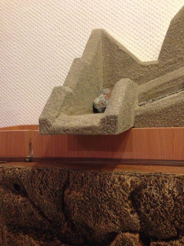 wasserfall l uft nicht richtig wasser garten aquarium. Black Bedroom Furniture Sets. Home Design Ideas