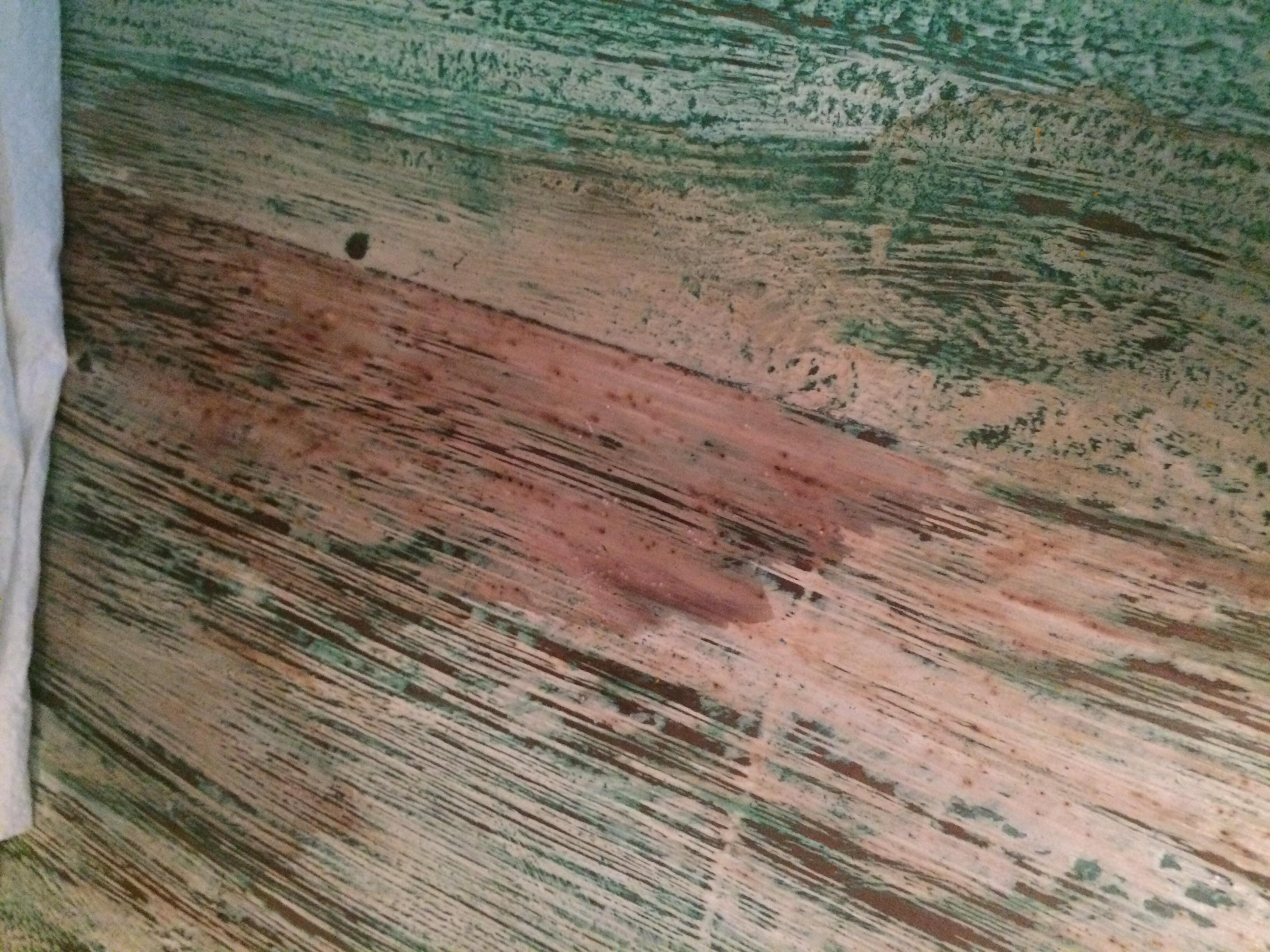 Wasserflecken Auf Teak Holztisch Hilfe Bitte Wasser Flecken