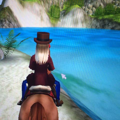 So sieht mein Wasser aus :/ - (PC, Grafikkarte, Grafik)