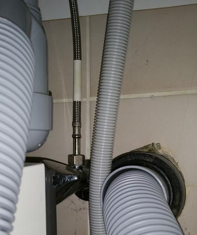 Wasserzulauf an den Boiler? (Wasserdruck, Warmwasserspeicher ...