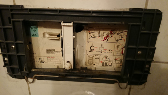 Wc-Spülkasten selbst reparieren?