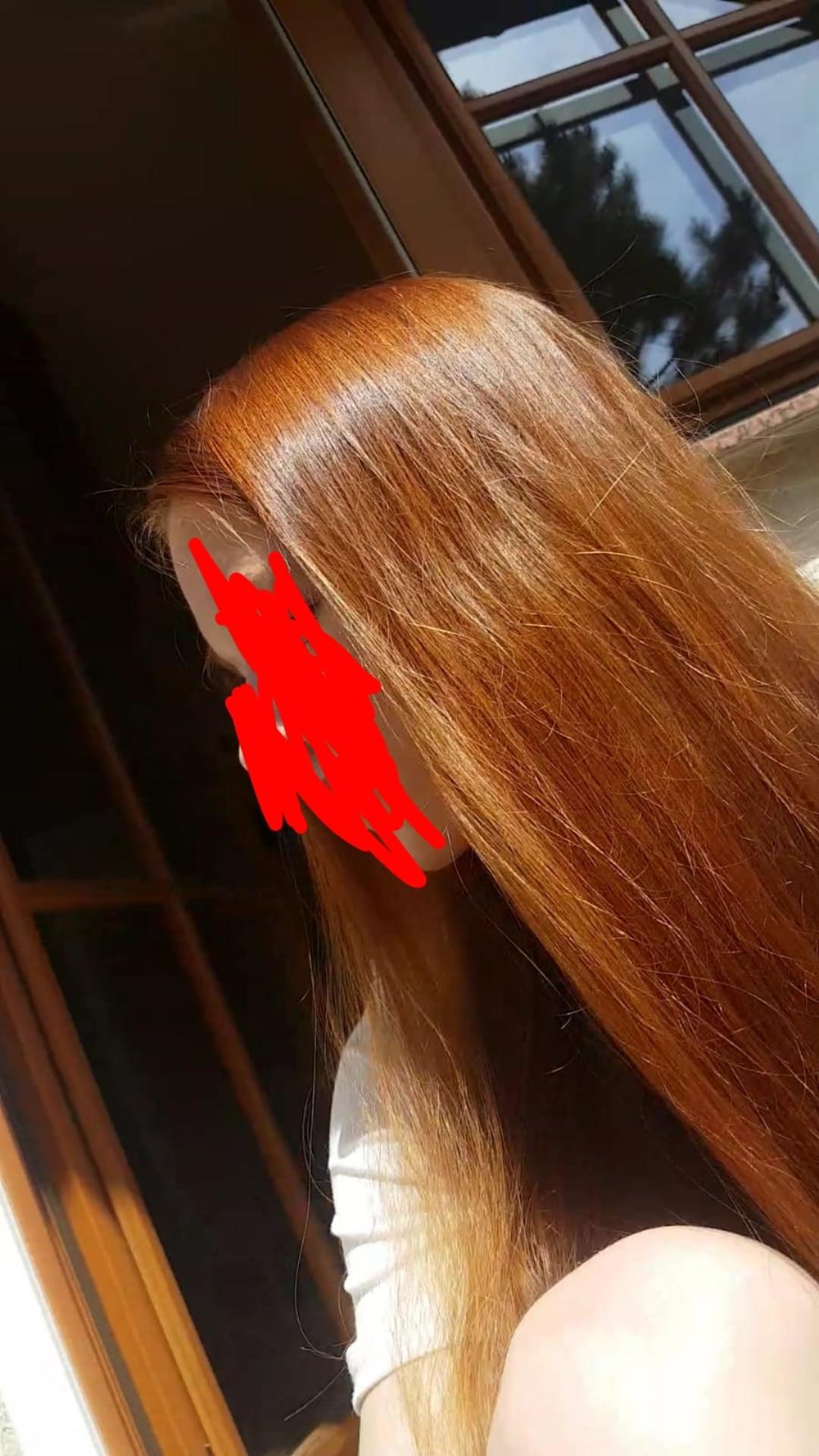 We lange hält Henna Haarfarbe- rot? (Gesundheit, Haare)