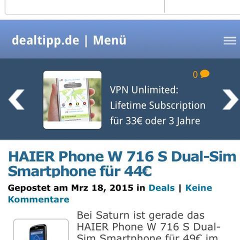 Mobile Ansicht der Webseite - (HTML, Webseite, CSS)