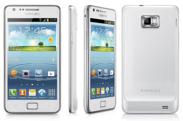 Samsung Galaxy S2 - (Handy, Samsung, galaxy)