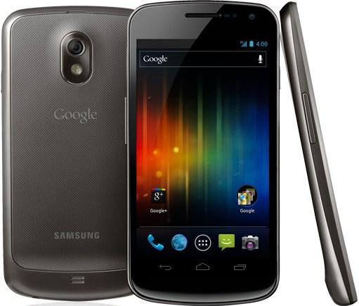 Samsung Galaxy Nexus - (Handy, Samsung, galaxy)
