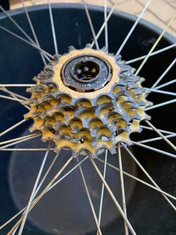 Wechsel von der Kassette beim alten Rennrad funktioniert nicht, was tun?