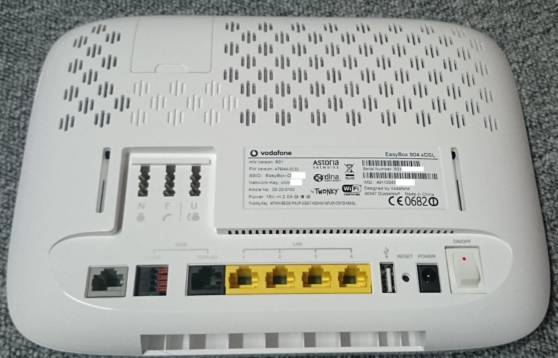 wechsel von starterbox auf easybox kein anschluss f r kabel. Black Bedroom Furniture Sets. Home Design Ideas