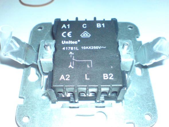 Wechselschalter von unitec - (Strom, Kürzel)