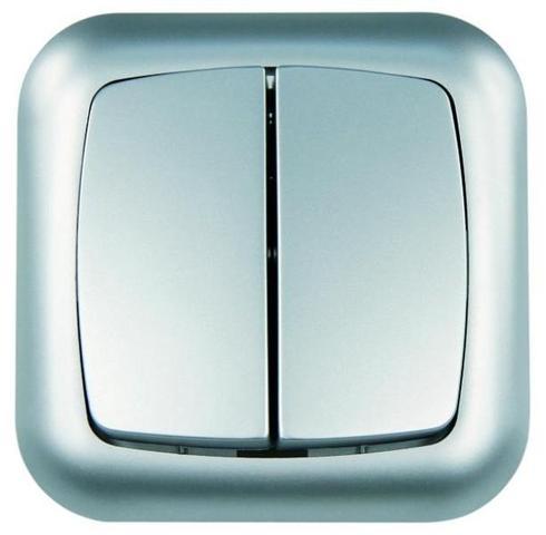 wechselschaltung mit doppelschalter elektrik licht schaltplan. Black Bedroom Furniture Sets. Home Design Ideas