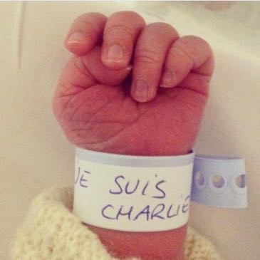 Virus Je suis Charlie - (Paris, terroranschlag)