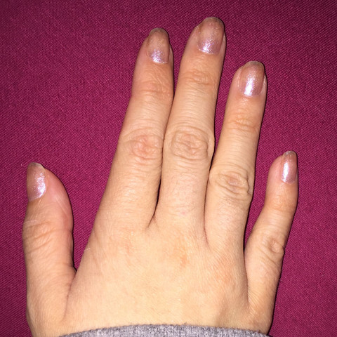 Bbbbbbb - (Hand, Nägel, Nagellack)