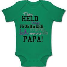 Feuerwehr Papa - (Weihnachten, Baby, Bruder)