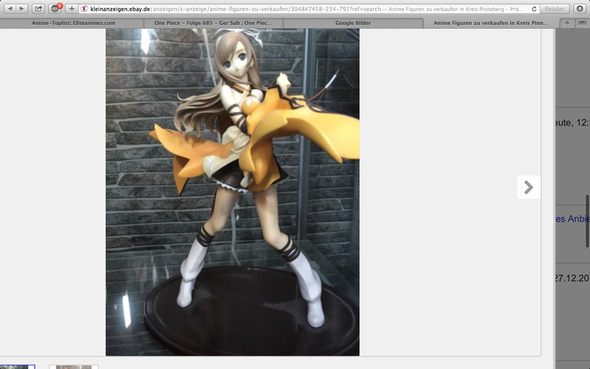 Figur  - (Anime, Manga, Figur)