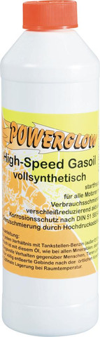 Powerglow High Speed gas-Oil - (Modellbau, Treibstoff)