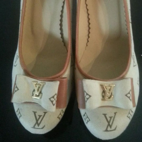 Louis vuitton  - (High Heels, Louis Vuitton, Pumps)