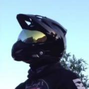 Der Helm - (Motorrad, Helm, Motorradhelm)