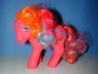 Pony - (Pony, Spielzeug)