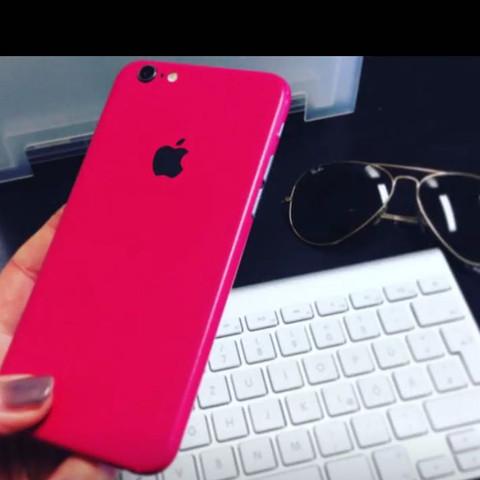 Wo gibt es die? - (Hülle, IPhone 6, pink)
