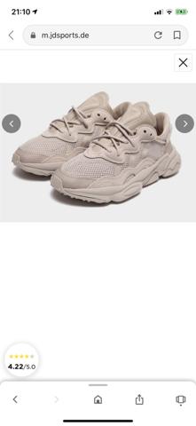 Weis jemand wo ich die Schuhe her bekomme (Adidas Ozweego)?