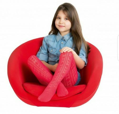 Strumpfhosen Rot - (rot, Strumpfhose, Kinderstrumpfhosen)
