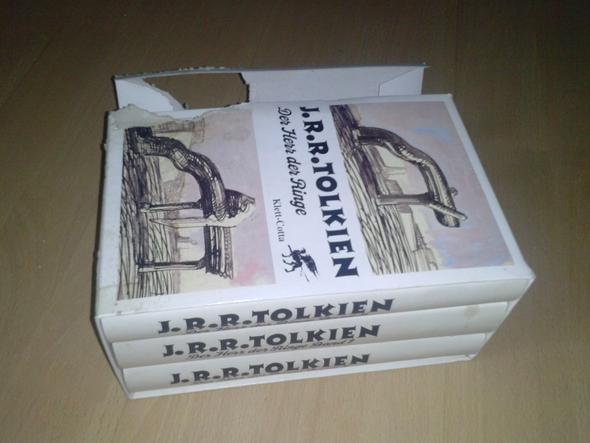 dingens - (Buch, Preis, Herr der Ringe)